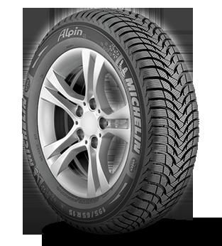 Alpin A4 Tires